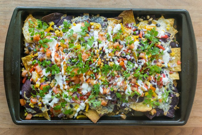 Sheet Pan Nacho Shots-5