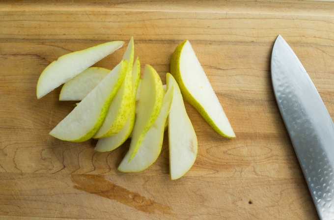 Pear_Salad_Step 1